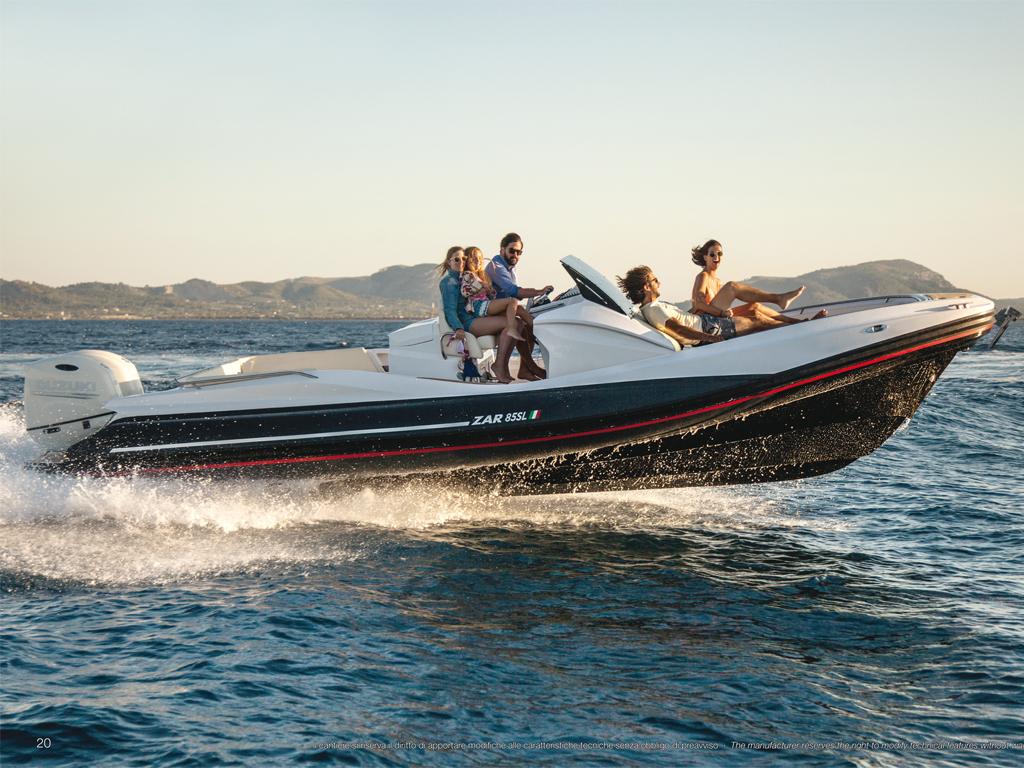 ZAR 85 Sport Luxury