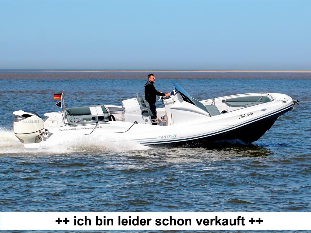 ZAR 85 Sport Luxury mit 350 PS verkauft