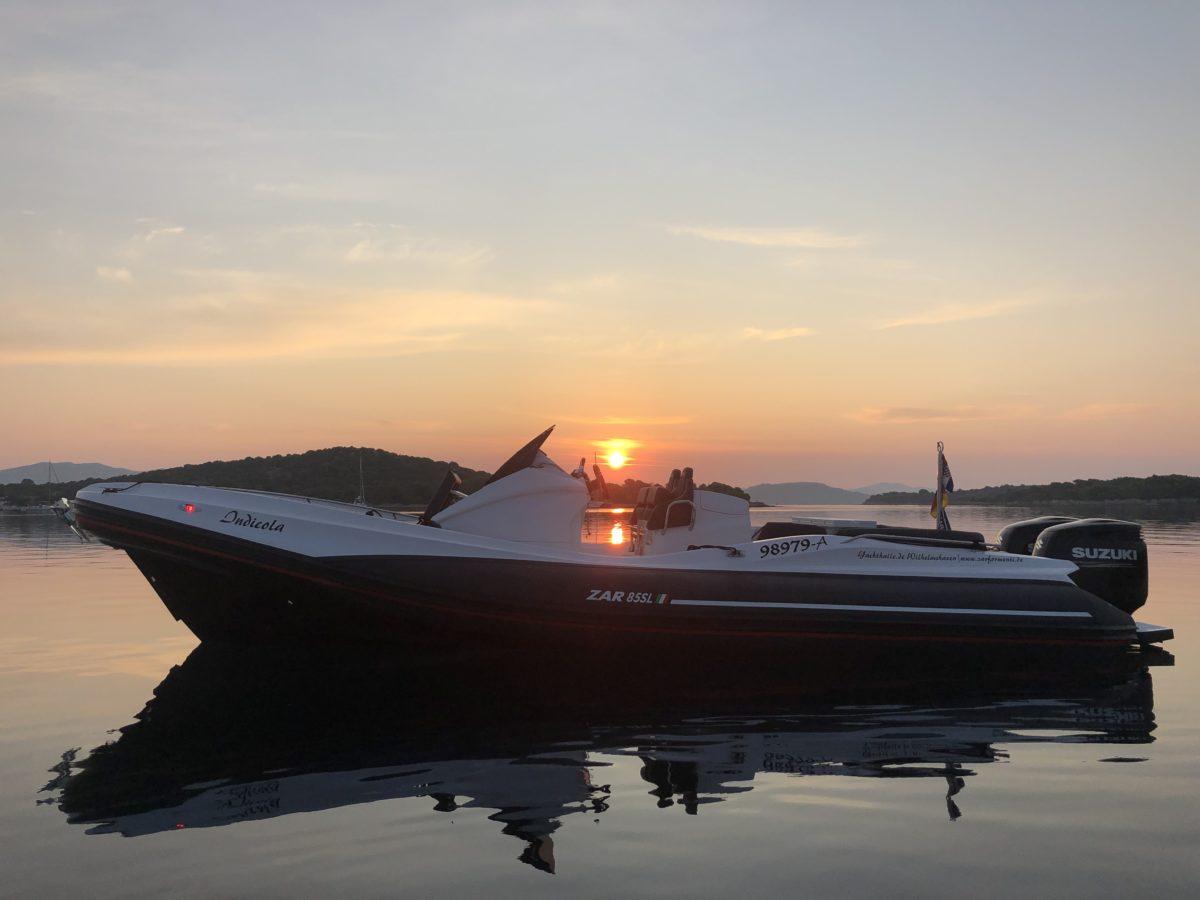 ZAR 85 SL Vorführboot jetzt probefahren
