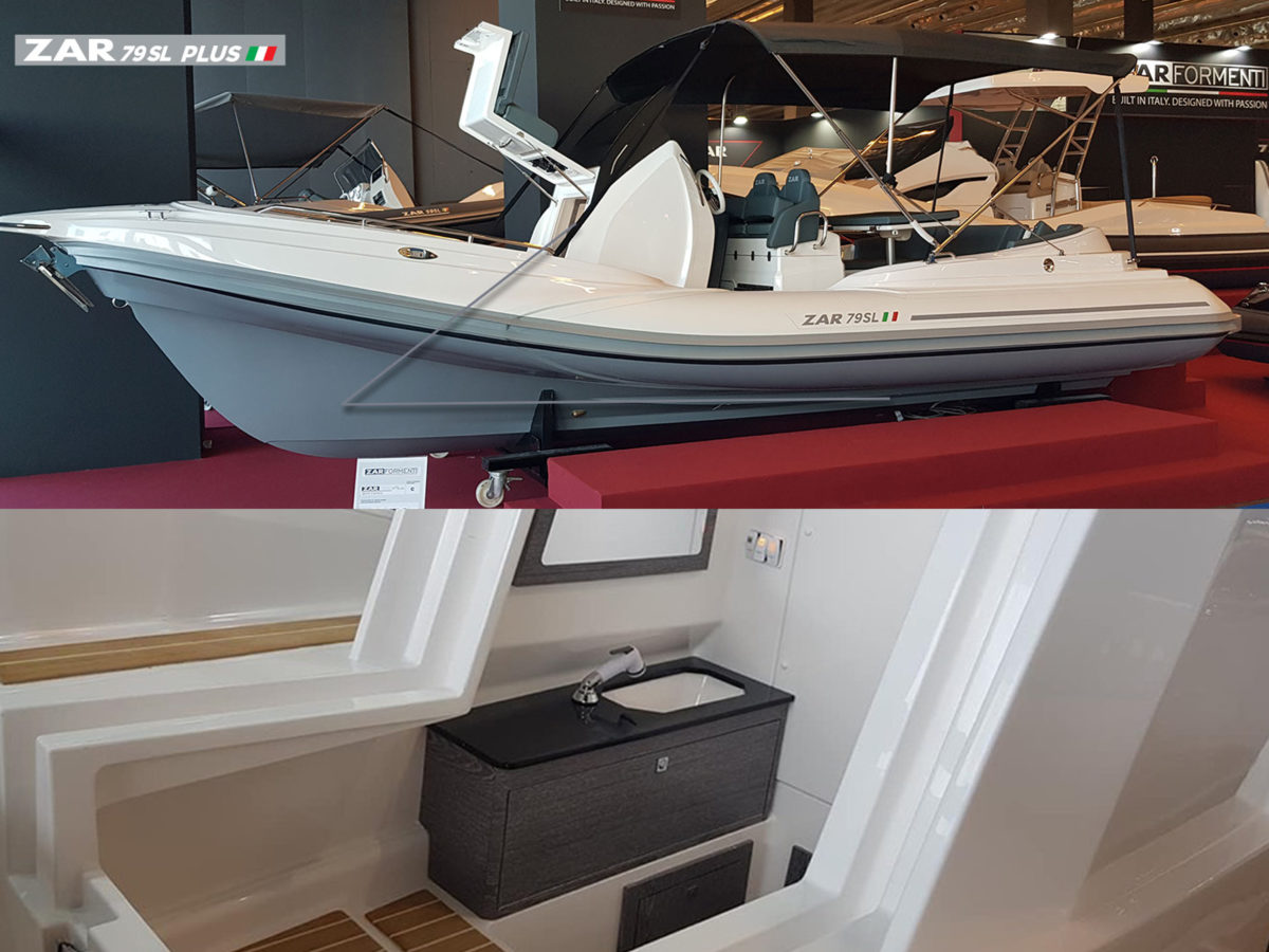 ZAR 79 Sport Luxury Plus