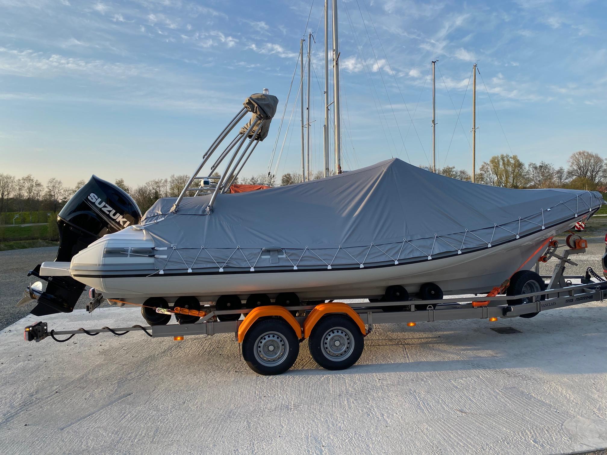 ZAR 65 Transport und Hafenplane Premium