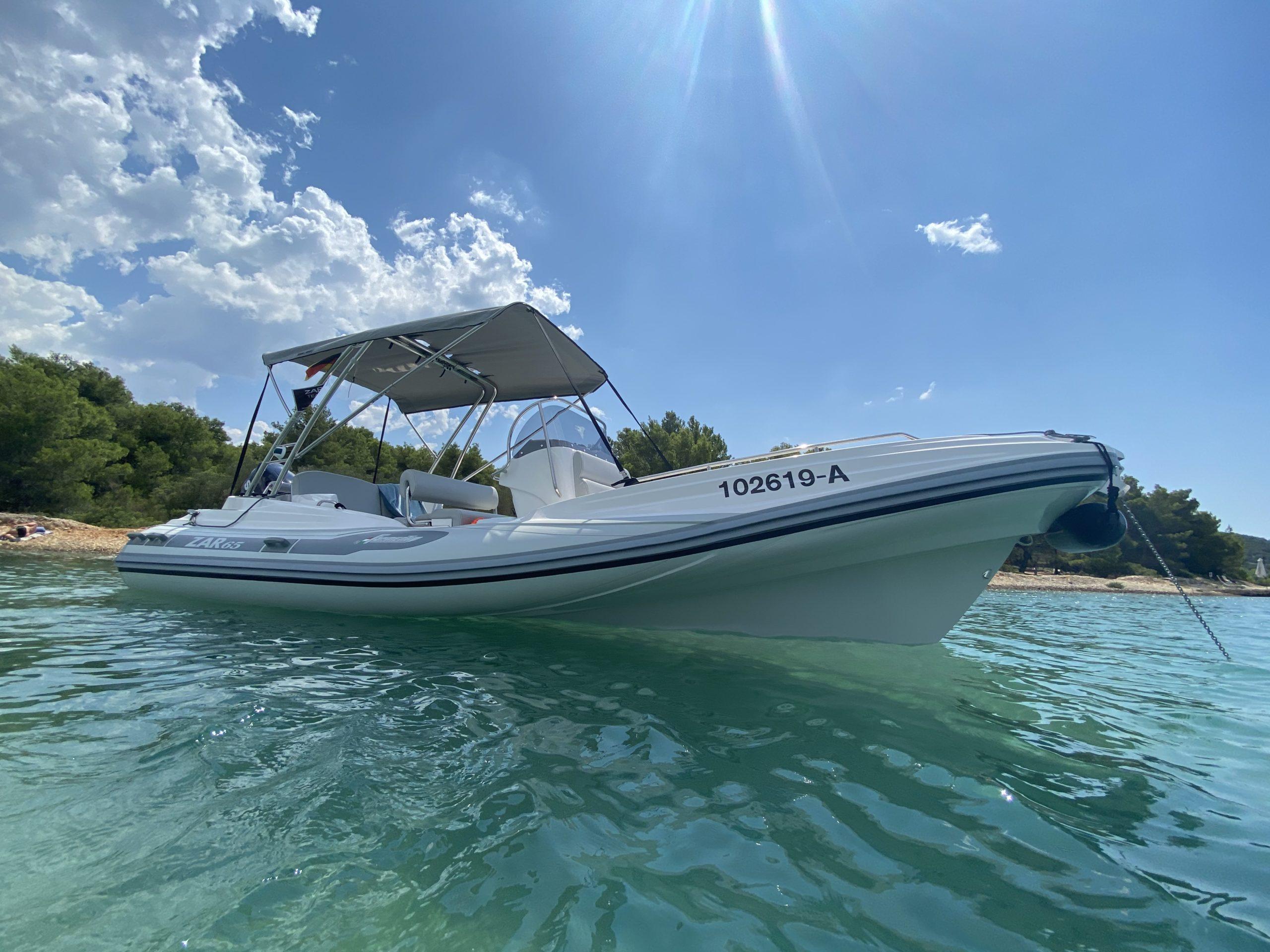 ZAR65 Custom Color Vorführboot