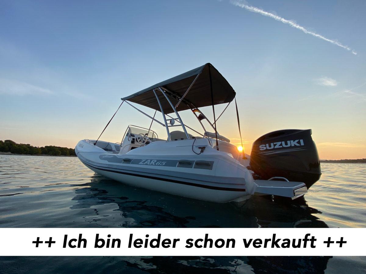 ZAR 65 Vorführboot