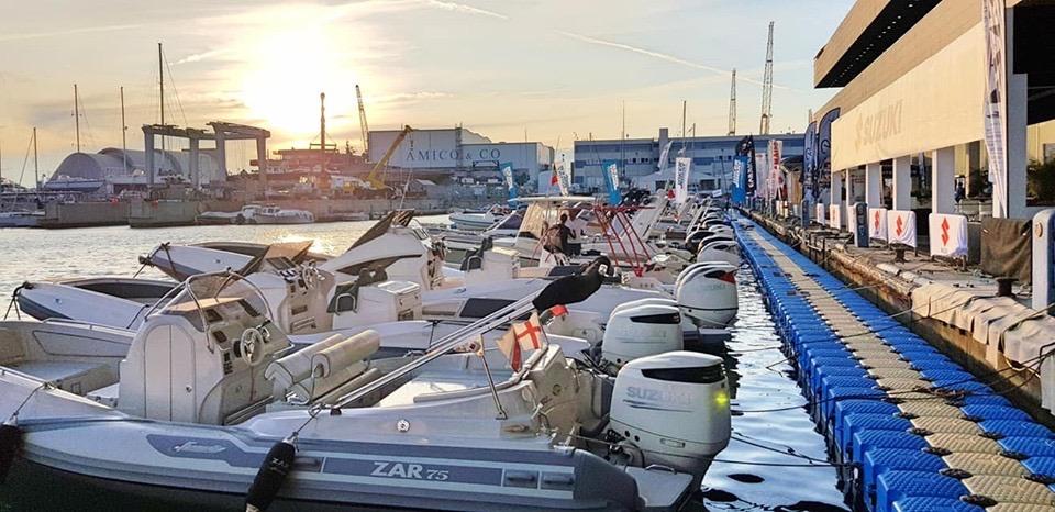 ZAR Formenti Genua Boat Show