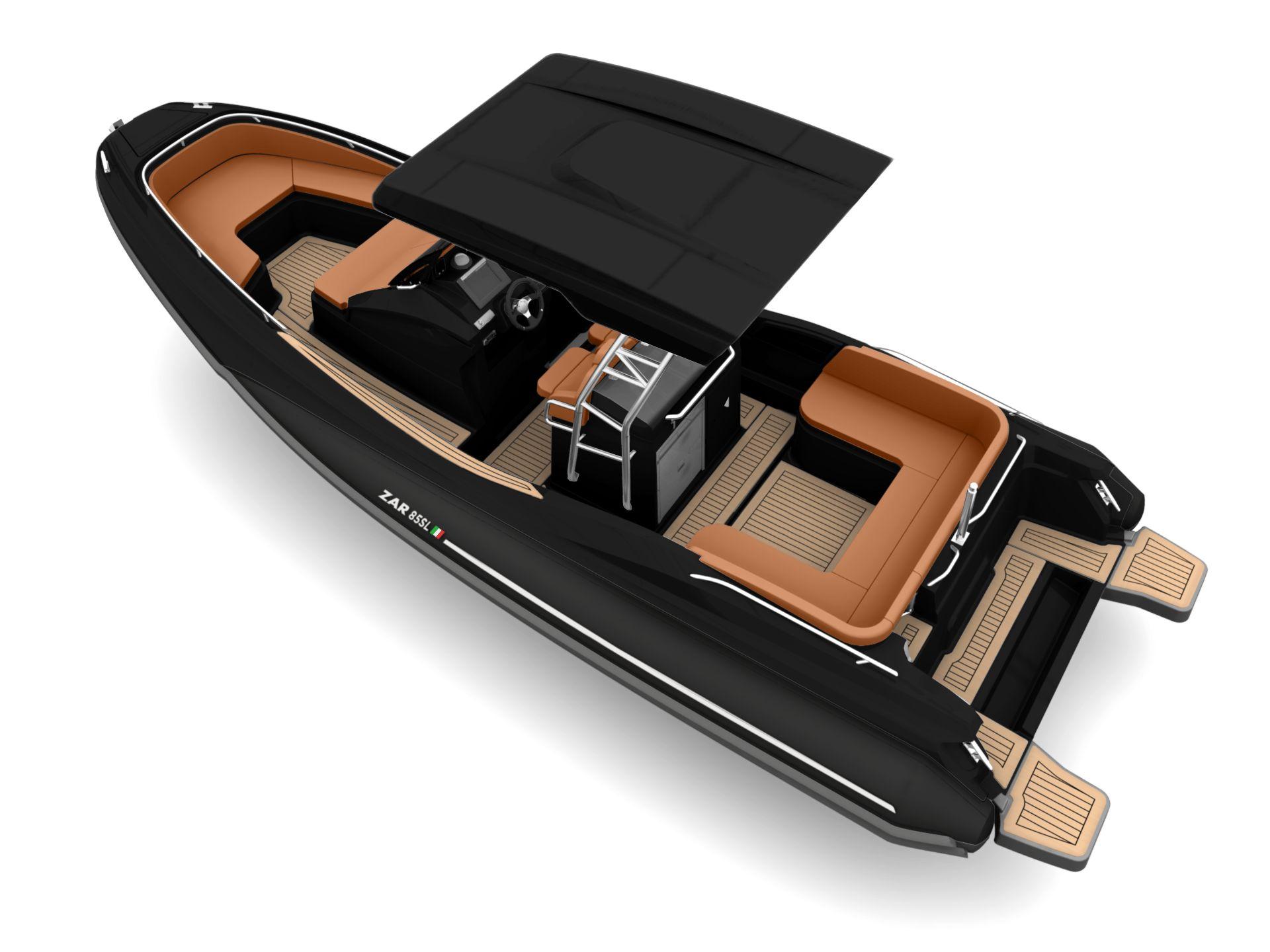 ZAR 95SL Messeboot 2022